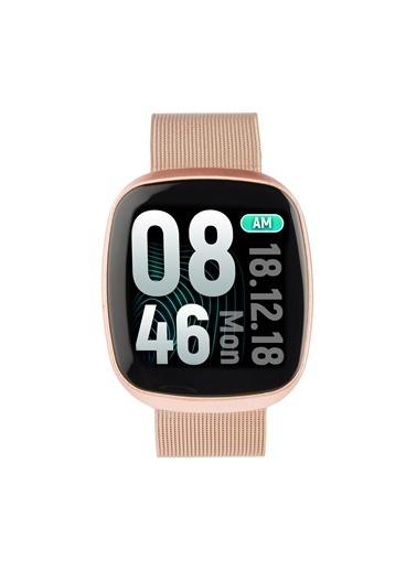 MF Product MF Product Wear 0257 Akıllı Saat Gold Altın